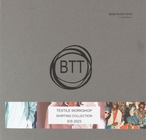 Biella Textile Workshop Shirting Collection SS 23