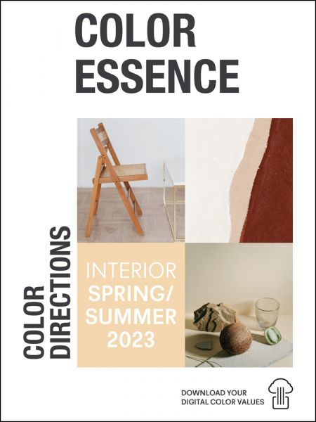 Color Essence Interior - Color Directions SS 23