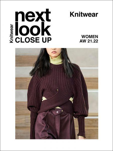 next look CLOSE UP Women Knitwear