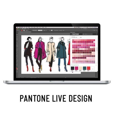 PantoneLive - Design 12 måneder