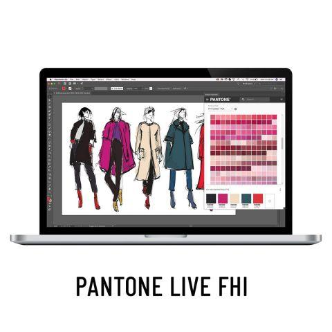 PantoneLive - Production FHI 12 måneder