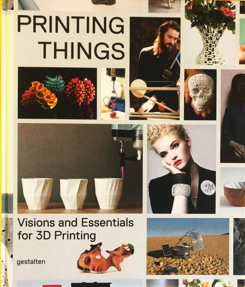 Printing Things 3D Printing