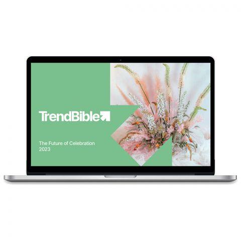 Trend Bible The Future of Celebration 2023 Forecast (digital trendbog)