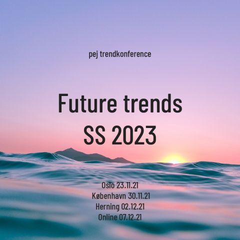 Trendkonference SS 23