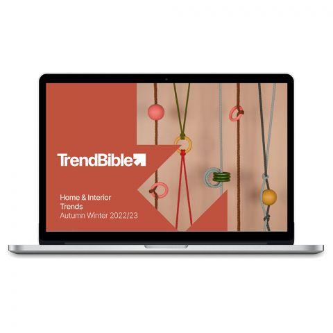 Trend Bible Home & Interior Trends AW 22/23 (digital trendbog)