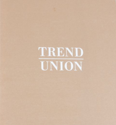 Trend Union Trends & Textiles SS 22 - Blank Paper
