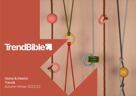 Trend Bible Home & Interior Trends AW 22/23 (digital trendbog)