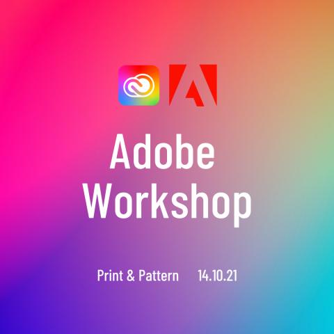 Adobe Print & Pattern Workshop