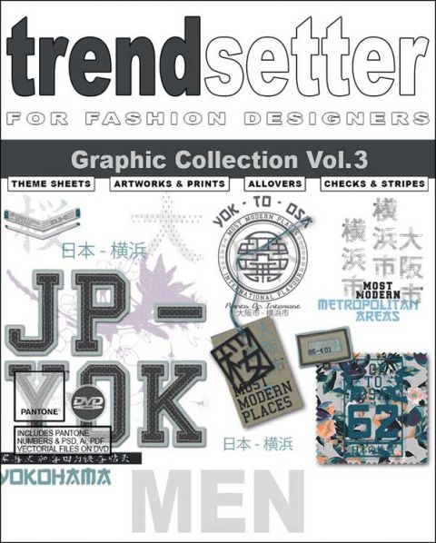 Trendsetter Men – Graphic Collection Vol. 3