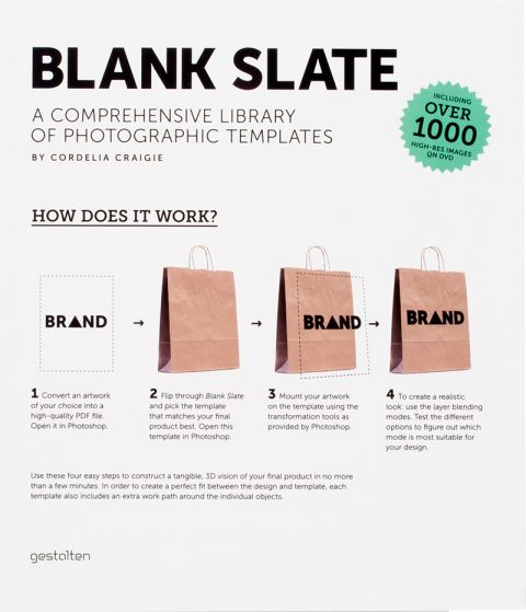 Blank Slate - A comprehensive Library Of Photographic Templates