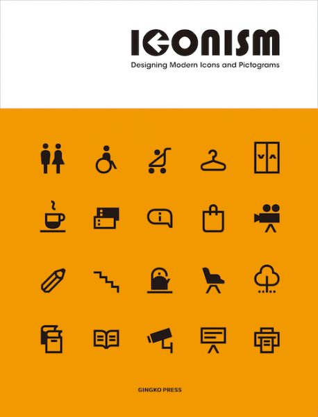 Iconism Gingko Press - Designing Modern Icons and Pictograms graphic book