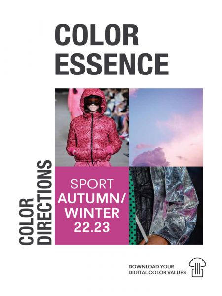 Color Essence Sport - Color Directions AW 22/23