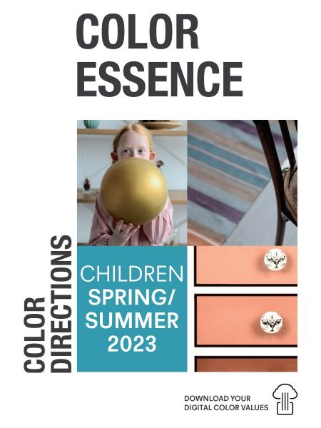 Color Essence Children - Color Directions SS 23