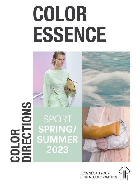 Color Essence Sport - Color Directions SS 23