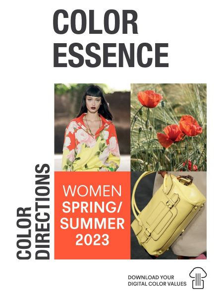 Color Essence Women - Color Directions SS 23