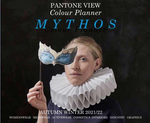 Pantone View Colour Planner AW 21/22 - MYTHOS