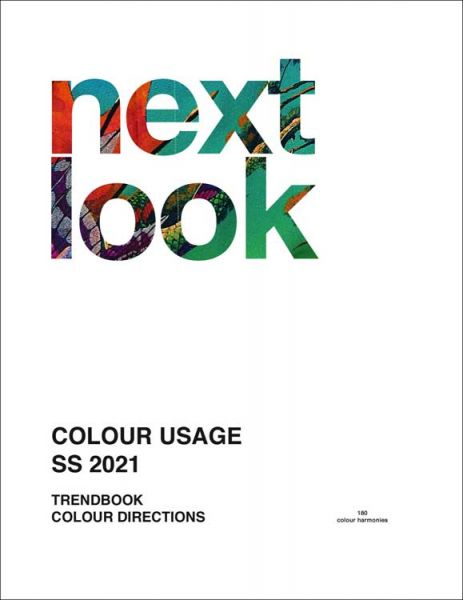 Next Look Colour Usage SS 21 Trendbook Colour directions