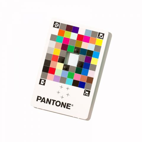 Pantone Color Match Card 1 stk