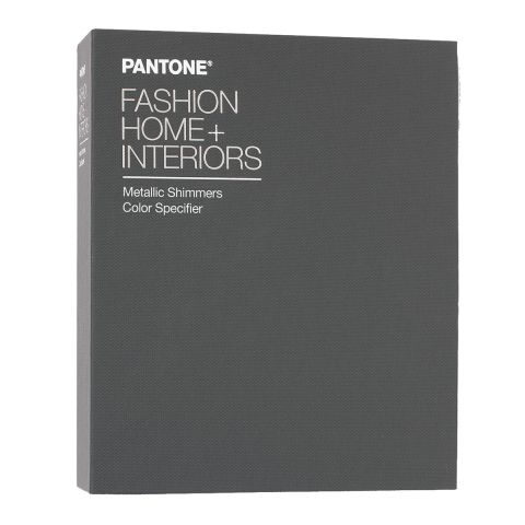 Pantone Metallic Shimmers Specifier book TPM