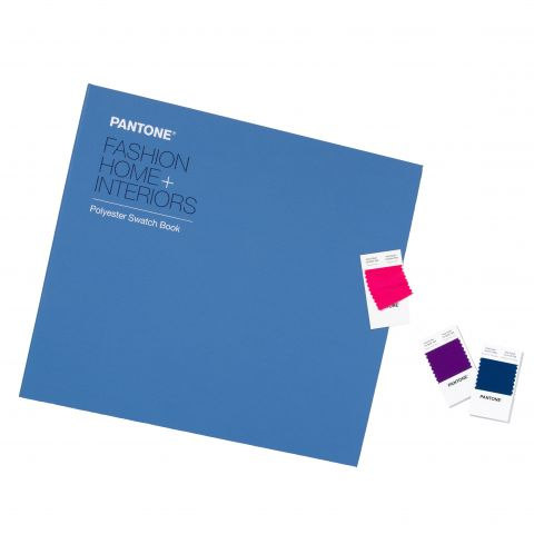 Pantone Polyester Swatch Book TSX