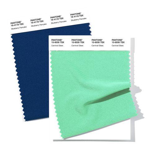 Pantone Swatch Card Polyester 10 x 20