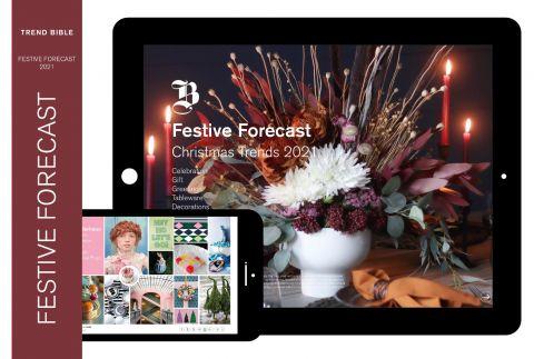Trend Bible Festive Forecast Chritsmas 2021