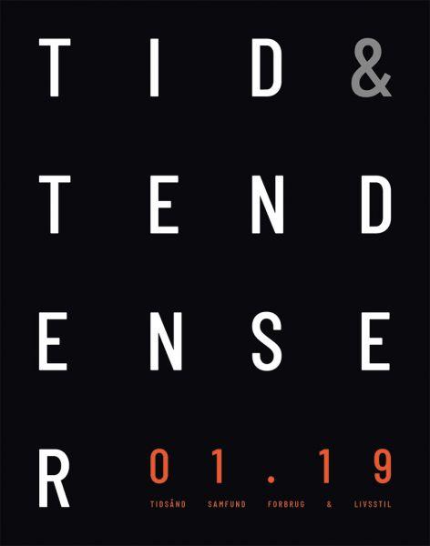 TID & tendenser nr. 1 2019 - Specialudgave (Studiepris)