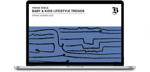 Trend Bible Baby & Kids Lifestyle Trends SS 22 (kun digital)