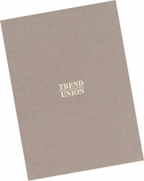 Trend Union mini booklet SS 22