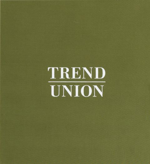 Trend Union Trends & Textiles SS 21