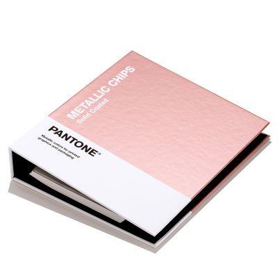 Pantone Metallic Chips Book