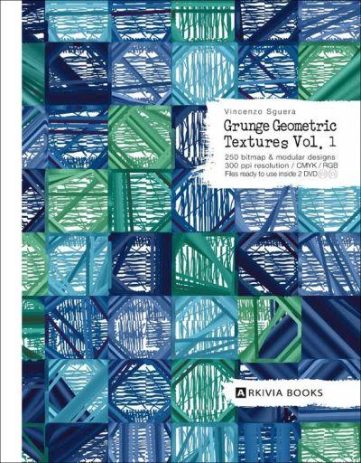 Arkivia Grunge Geometric Textures Vol. 1