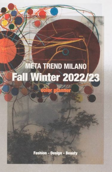 META TREND MILANO Color Planner FW 2022/23
