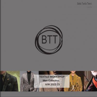 Biella Textile Workshop Mens Collection AW 22/23