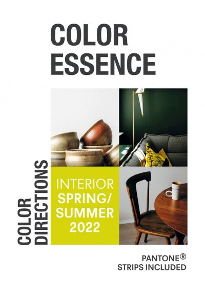 Color Essence Interior - Color Directions SS 22