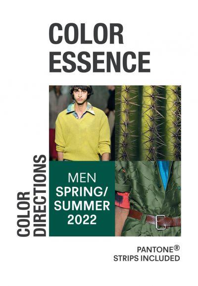 Color Essence Men SS 22 - Color Directions