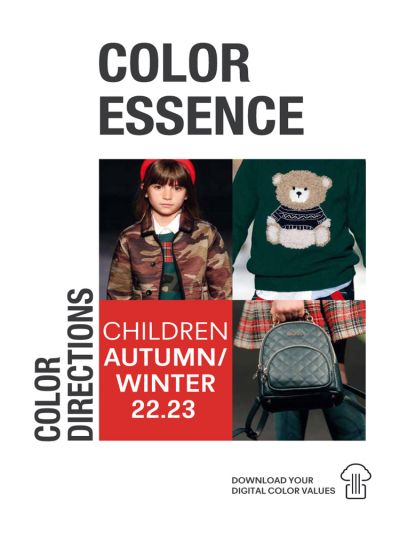 Color Essence Children - Color Directions AW 22/23