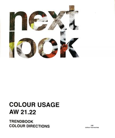Next look Colour Usage - Trendbook Colour Directions AW 21/22
