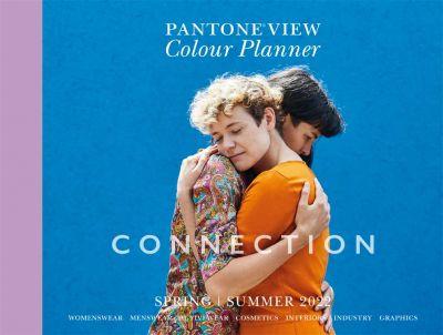 Pantone View Colour Planner SS 22 - Connection
