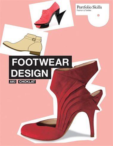 Footwear Design – Portofolio Skills