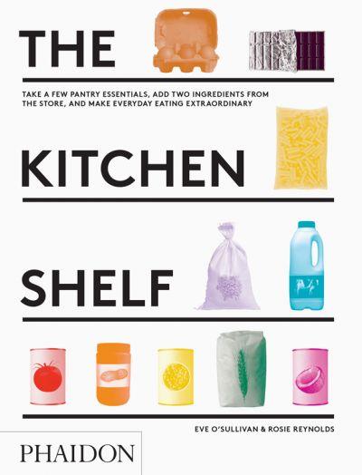 Phaidon The Kitchen Shelf Foodbook