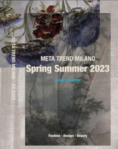META TREND MILANO Color Planner SS 2023
