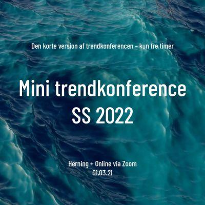 Mini Trendkonferencen SS 22