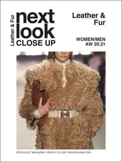 next look CLOSE UP Women/Men Leather & Fur