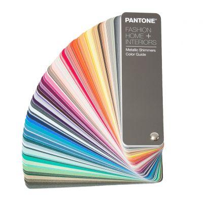 Pantone Metallic Shimmers Guide TPM