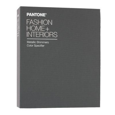 Pantone Metallic Shimmers Specifier book TPM