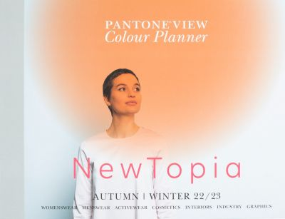 Pantone View Colour Planner AW 22/23