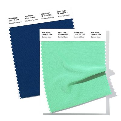 Pantone Swatch Cards 10x11cm Polyester
