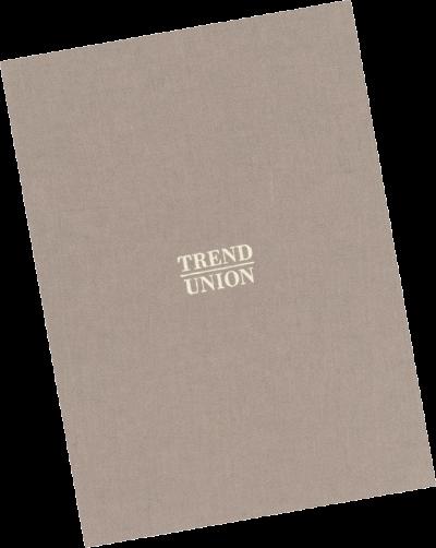Trend Union mini booklet AW 22/23